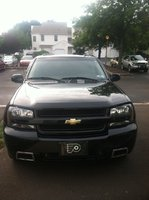 Picture of 2009 Chevrolet TrailBlazer SS 4WD, exterior