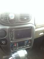 Picture of 2009 Chevrolet TrailBlazer SS 4WD, interior