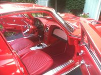 Picture of 1963 Chevrolet Corvette Coupe, interior