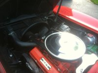 Picture of 1963 Chevrolet Corvette Coupe, engine