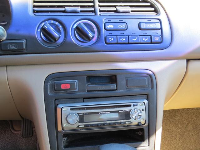 1997 Honda Accord - Interior Pictures