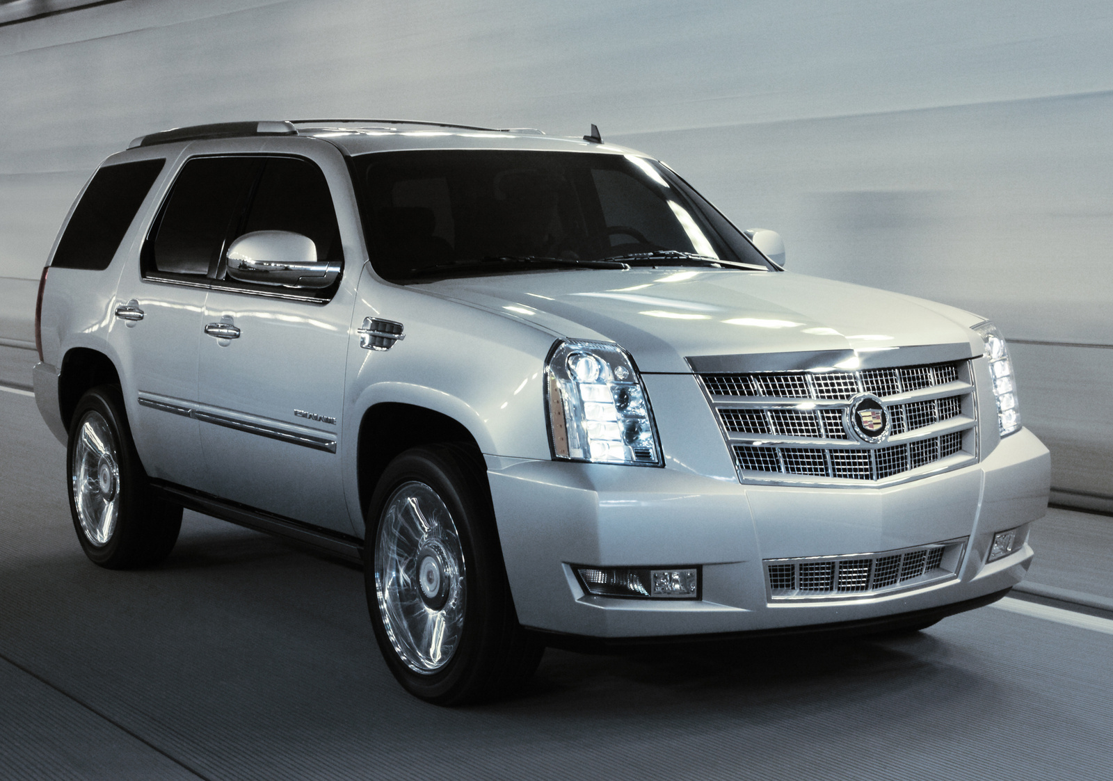 2014 Cadillac Escalade - Review