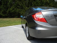 Picture of 2012 Honda Civic DX, exterior