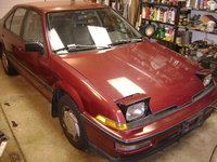 Picture of 1989 Acura Integra LS Sedan, exterior, gallery_worthy
