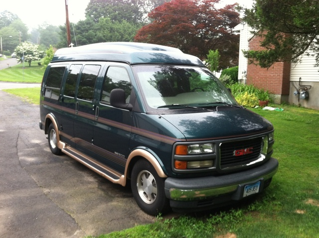 Picture of 1996 GMC Savana G1500 Passenger Van, exterior, gallery_worthy