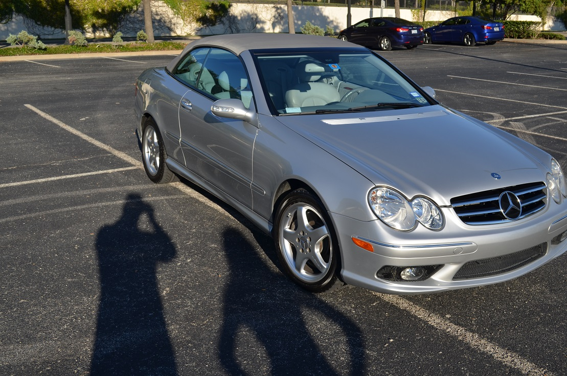 2004 mercedes benz clk class trim information cargurus for 2004 mercedes benz clk 500