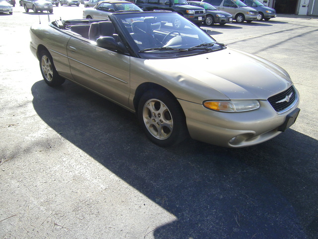 Chrysler Sebring Dr Jxi Convertible Pic X on 1999 Chrysler Sebring Convertible Reviews