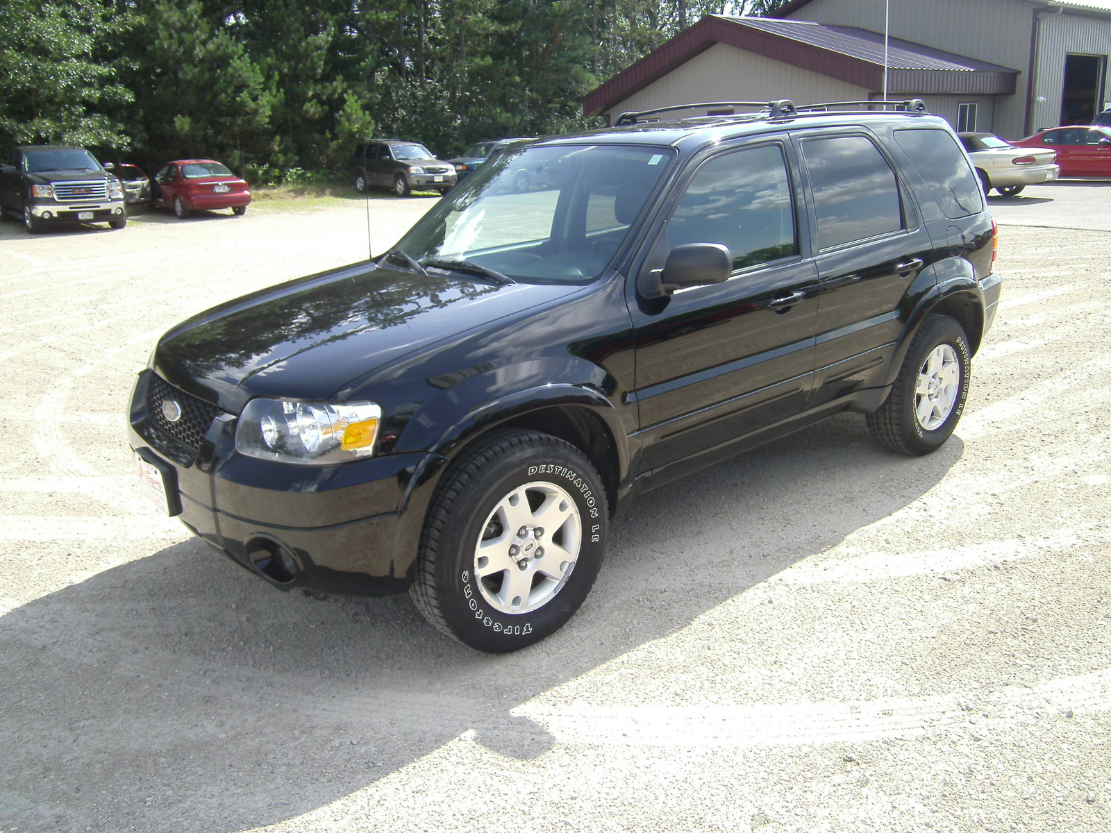 2006 Ford Escape Pictures Cargurus