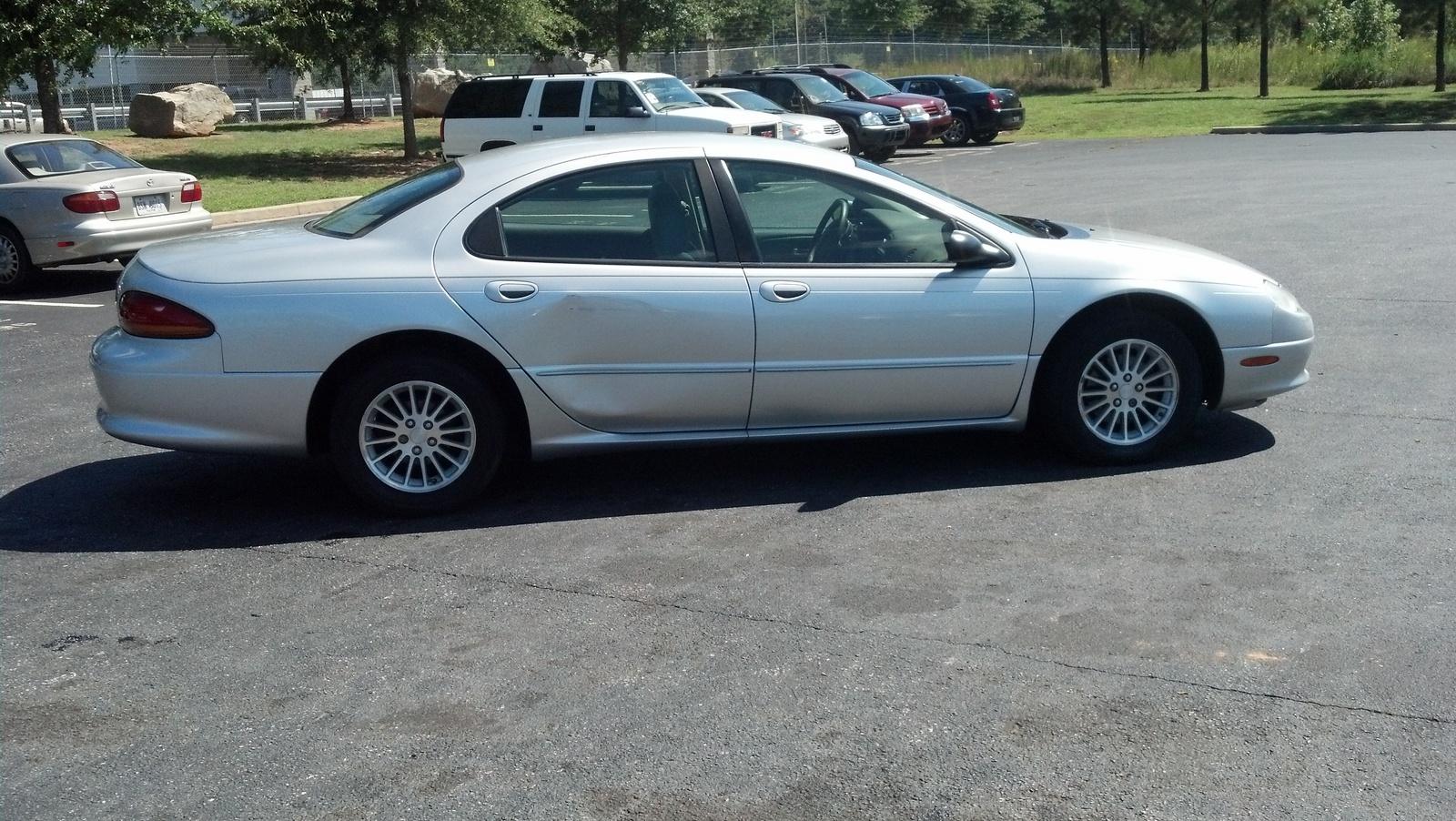 2002 Chrysler Concorde Lx Mpg