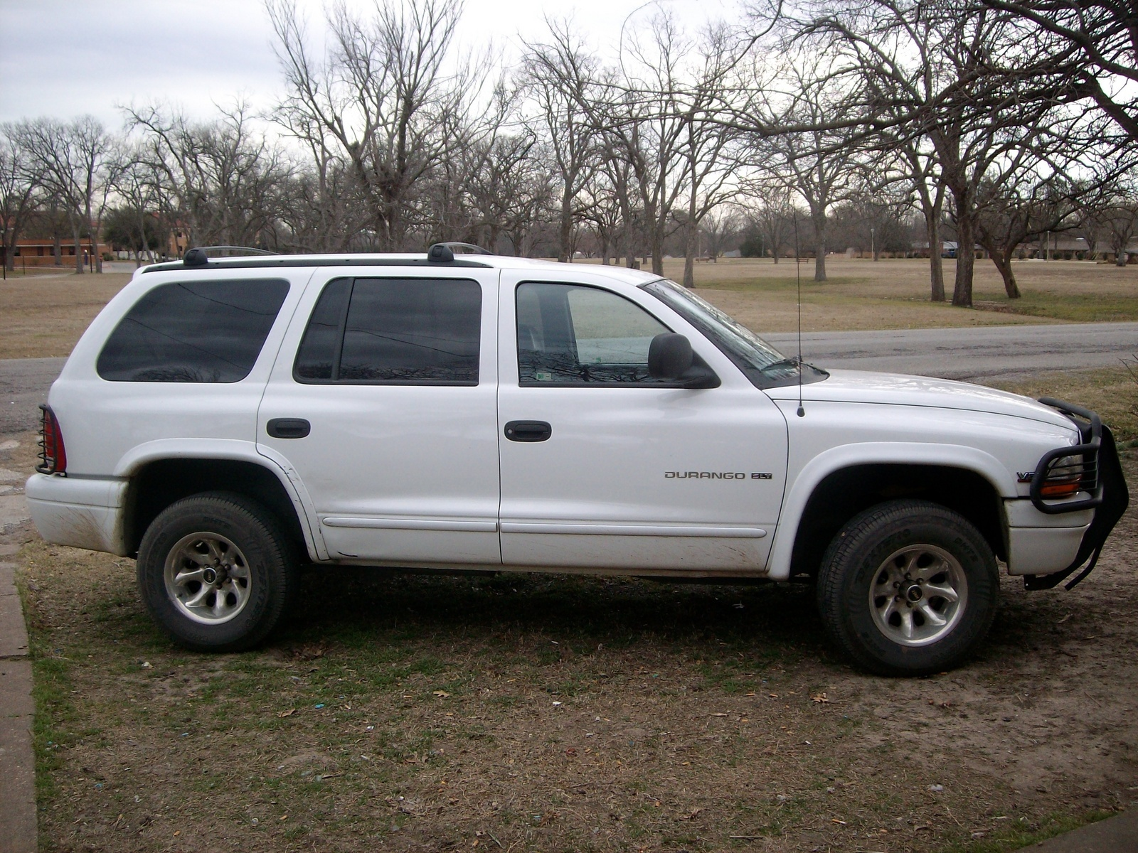 dodge durango questions - i have a 1999 dodge durango an when i