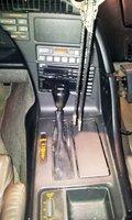 Picture of 1991 Chevrolet Corvette Coupe, interior