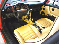 Picture of 1993 Porsche 911 Carrera Convertible, interior