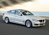 2014 BMW 3 Series Gran Turismo, Front-quarter view, exterior, manufacturer, gallery_worthy