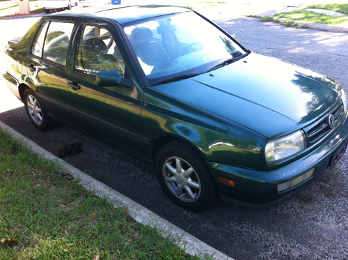 Picture of 1996 Volkswagen Jetta 4 Dr GL Sedan, exterior