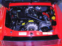 Picture of 1992 Porsche 911 Carrera, engine
