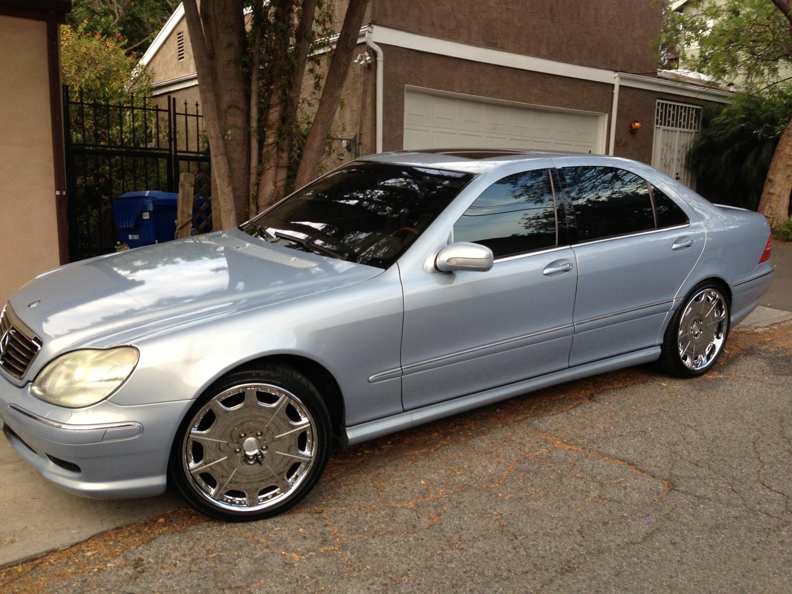 2001 Mercedes-Benz S-Class - Exterior Pictures - CarGurus