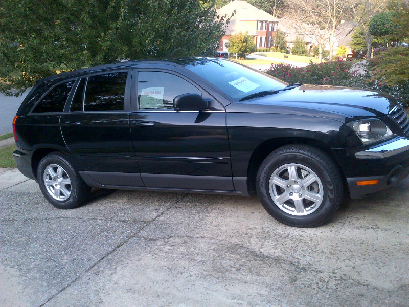 2006 chrysler pacifica touring picture exterior. Cars Review. Best American Auto & Cars Review