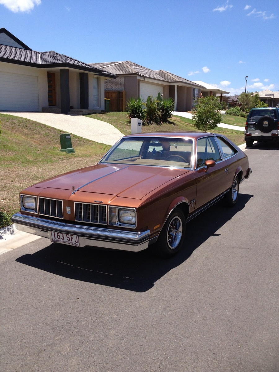 Picture of 1978 Oldsmobile Cutlass