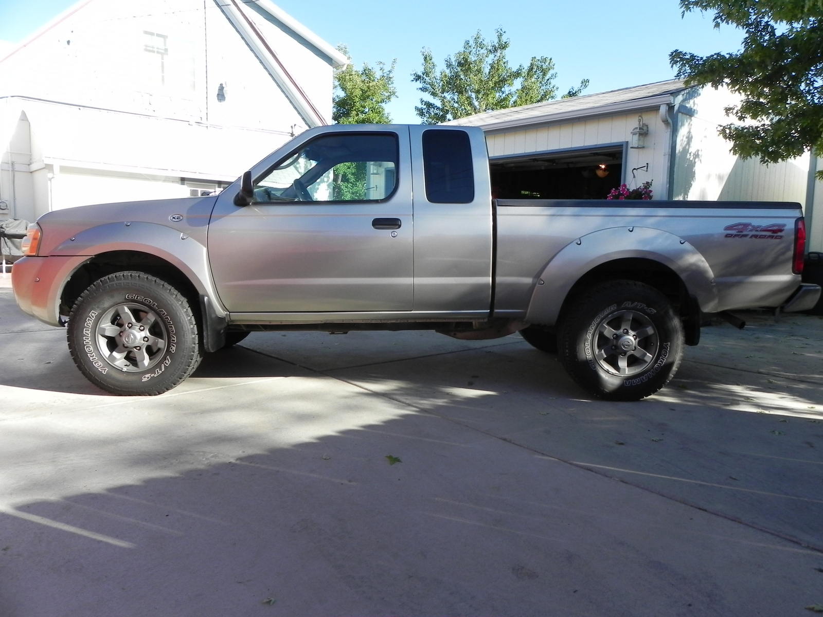 Nissan Frontier 4x4 Crew Cab For Sale +Frontier+Xe Picture of 2004 Nissan Frontier 2 Dr XE 4WD Extended Cab ...