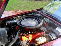 Picture of 1974 Chevrolet Corvette 2 Dr STD Coupe, engine