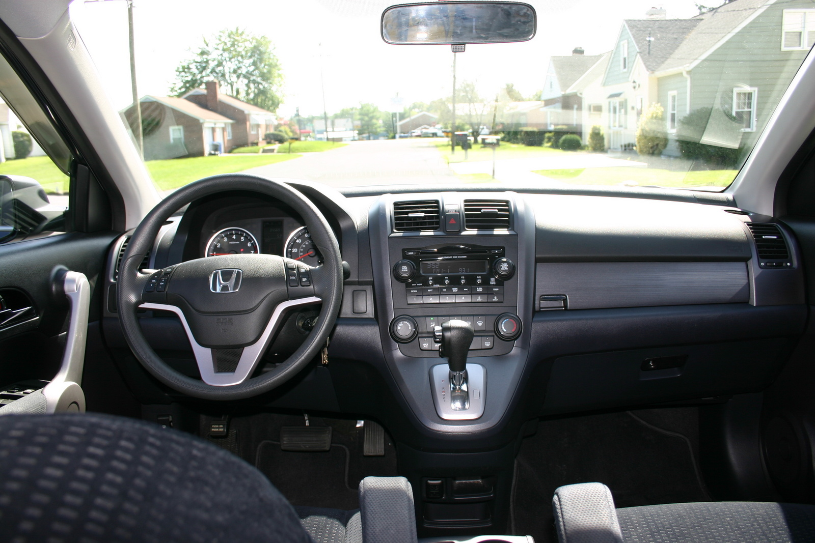 2007 Honda Cr V Interior Pictures Cargurus