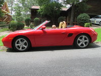 Picture of 2002 Porsche Boxster Base, exterior