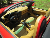 Picture of 2002 Porsche Boxster Base, interior