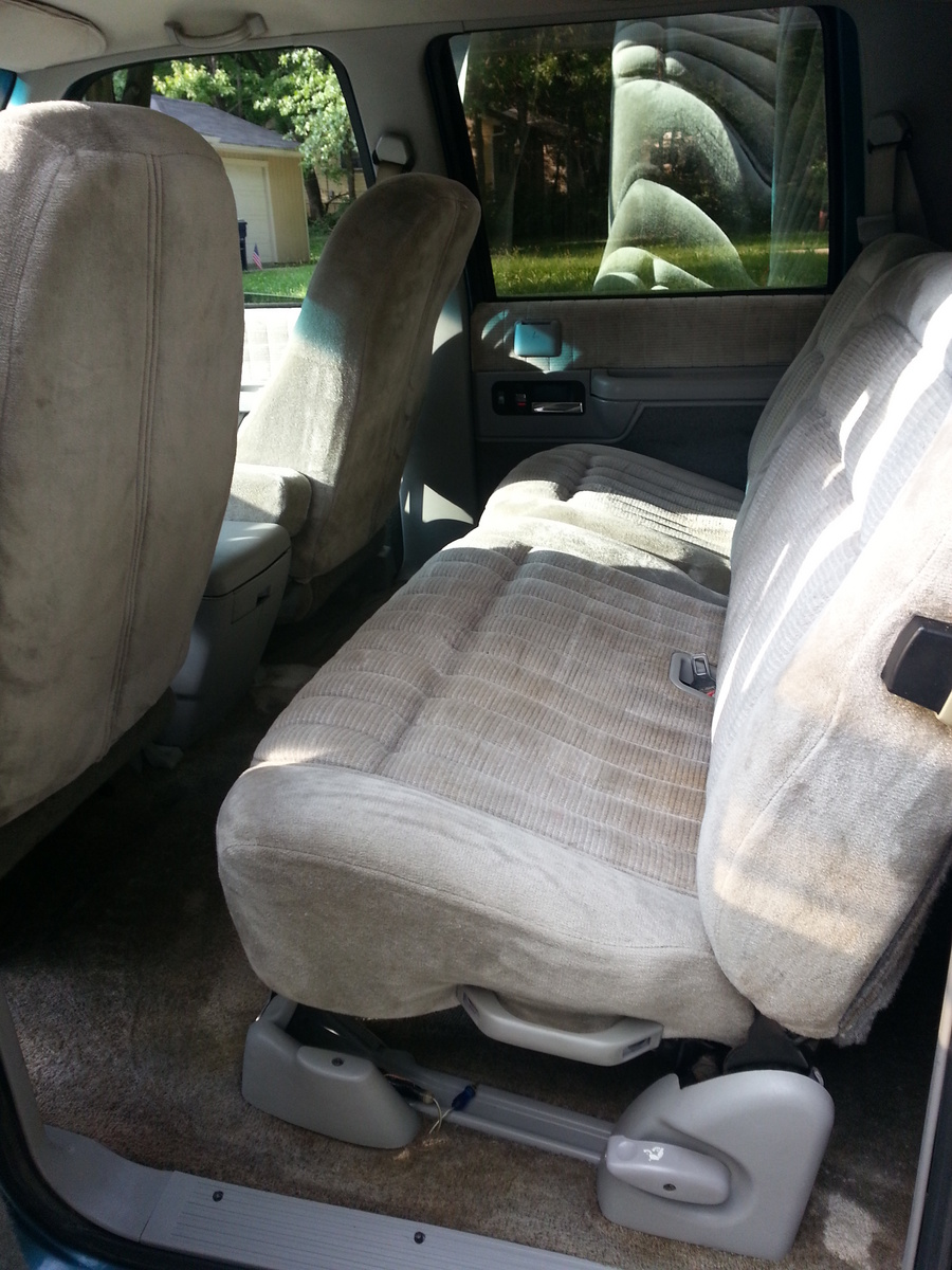 Picture of 1992 Chevrolet Suburban C1500, interior