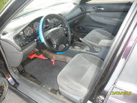 1997 Honda Accord Special Edition picture, interior