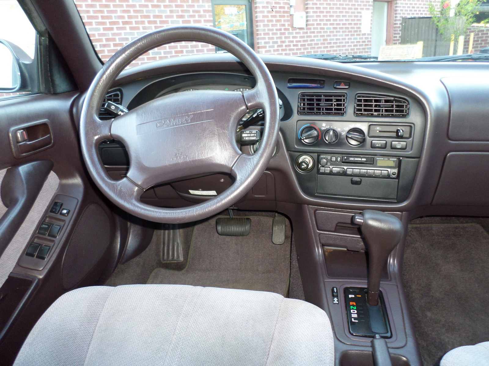 Picture of 1996 Toyota Camry DX, interior
