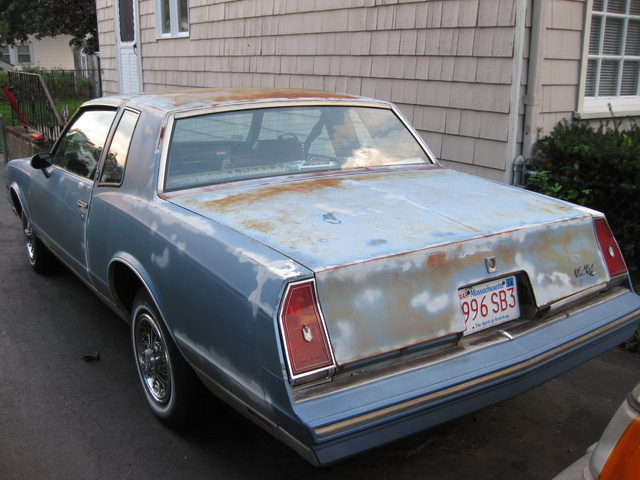 Picture of 1982 Chevrolet Monte Carlo