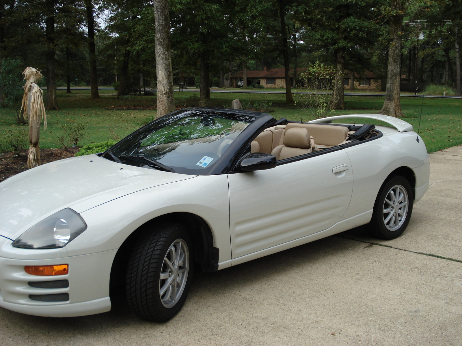 Mitsubishi Eclipse Spyder Pictures Posters News And