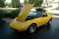 Picture of 1973 Chevrolet Corvette Coupe, exterior, engine, gallery_worthy