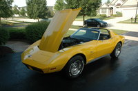 Picture of 1973 Chevrolet Corvette Coupe, exterior, engine