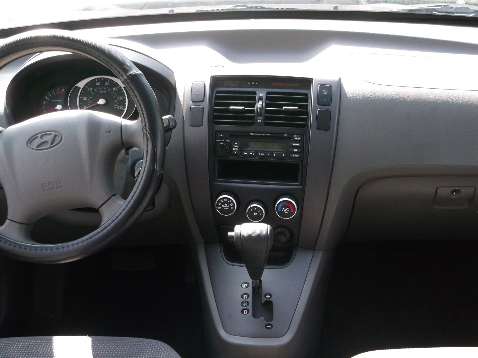 2007 Hyundai Tucson Pictures Cargurus