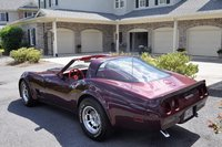1981 Chevrolet Corvette Coupe, Picture of 1981 Chevrolet Corvette Base, exterior
