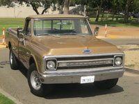 1969 Chevrolet C/K 10 Overview