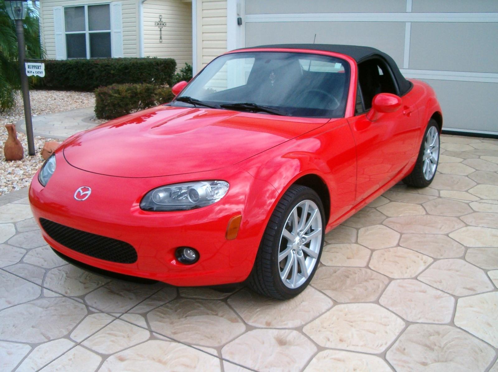 Picture Of 2007 Mazda Mx 5 Miata Touring Exterior