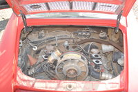 Picture of 1969 Porsche 911, engine