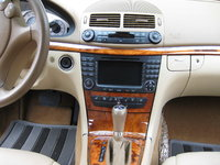Picture of 2008 Mercedes-Benz E-Class E350 Luxury, interior