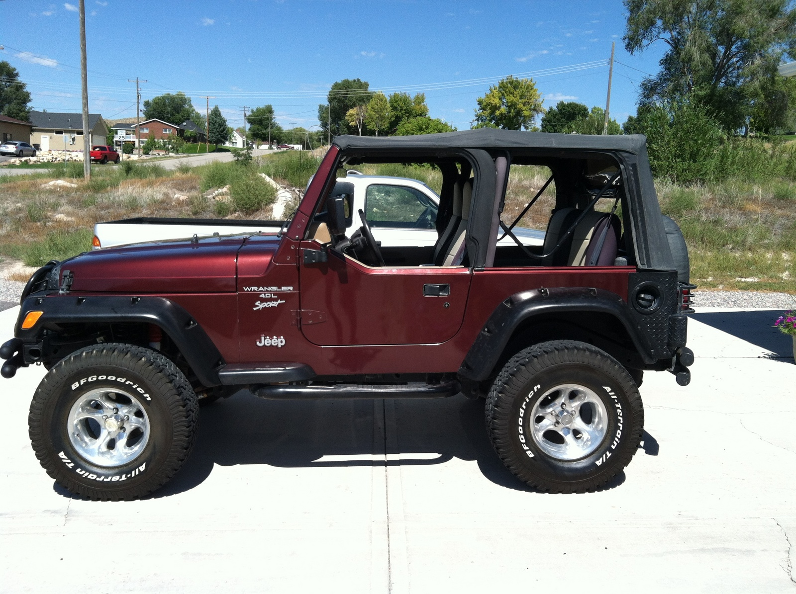 1997 Jeep Wrangler Se 2001 Jeep Wrangler - Pictures - CarGurus
