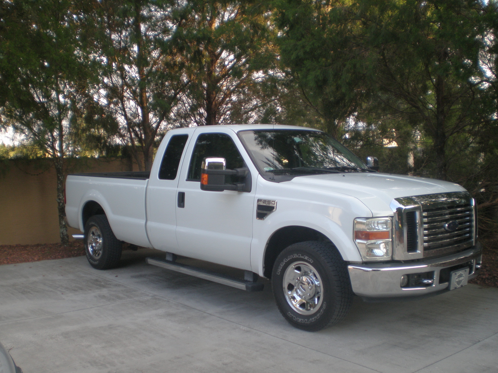 2009 Ford F 250 Bumper Bing Images