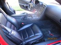 Picture of 2010 Chevrolet Corvette Coupe 1LT, interior