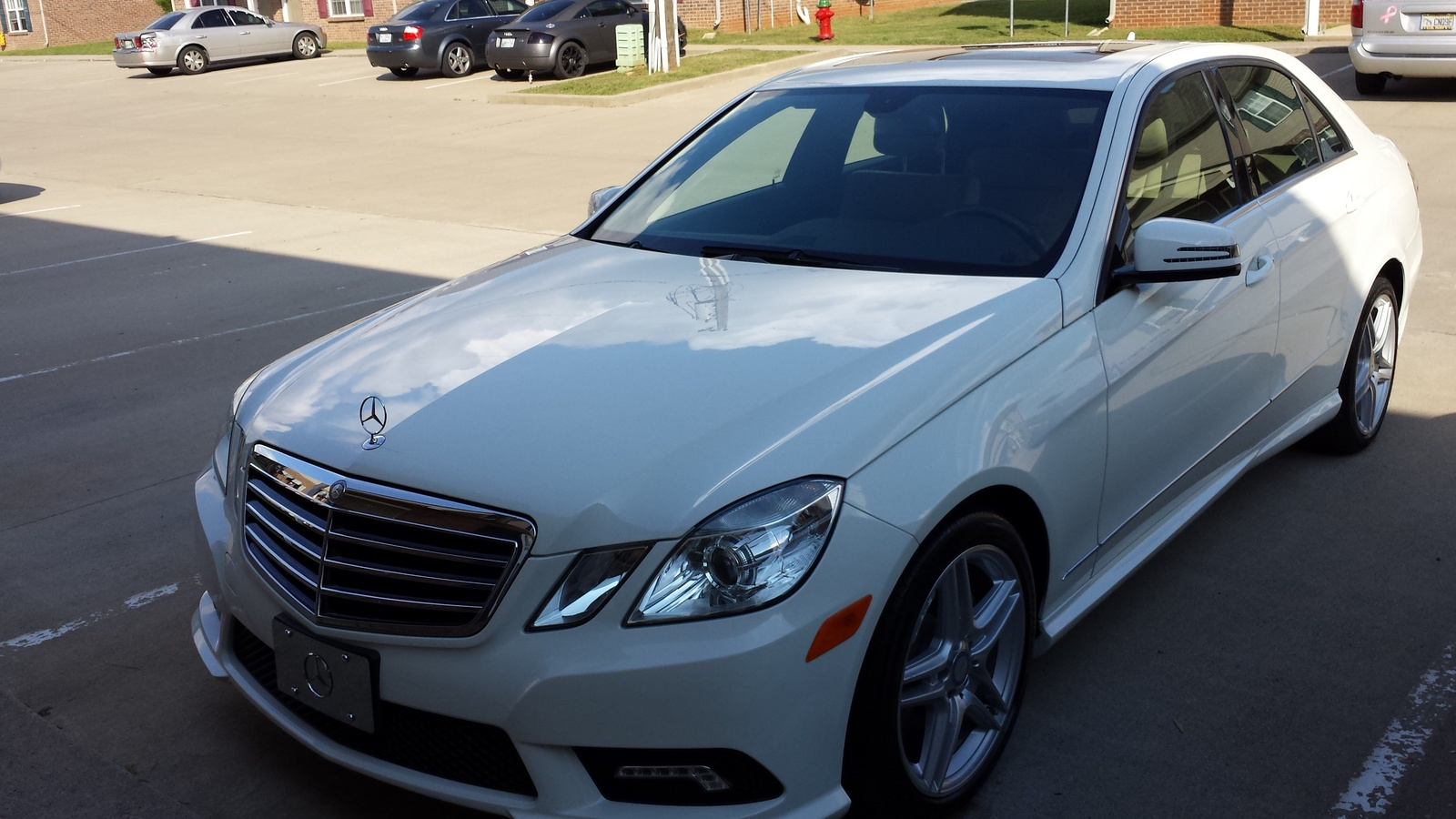 Mercedes Benz E 2011 Of 2011 Mercedes Benz E Class Pictures Cargurus