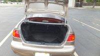 Picture of 1998 Toyota Corolla LE, interior