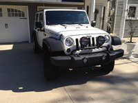 Picture of 2010 Jeep Wrangler Unlimited Rubicon 4WD, exterior, gallery_worthy