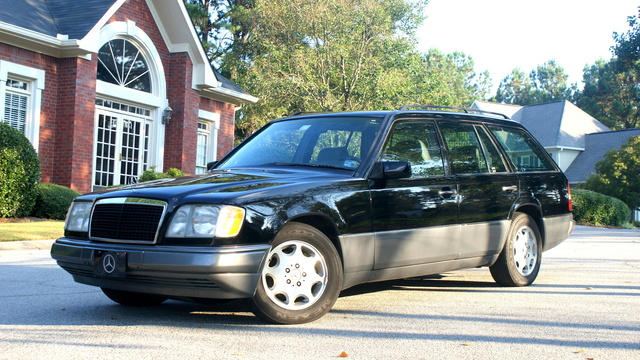 Picture of 1995 Mercedes-Benz E-Class E 320 Wagon, exterior, gallery_worthy