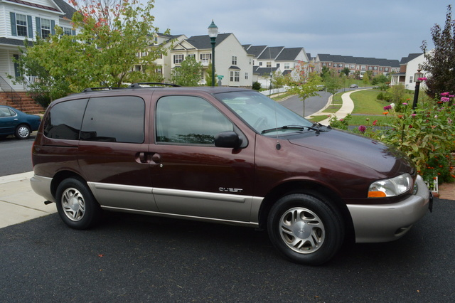 Picture of 2000 Nissan Quest GXE, exterior