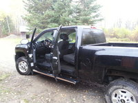 Picture of 2013 Chevrolet Silverado 2500HD LT Crew Cab SB 4WD, interior