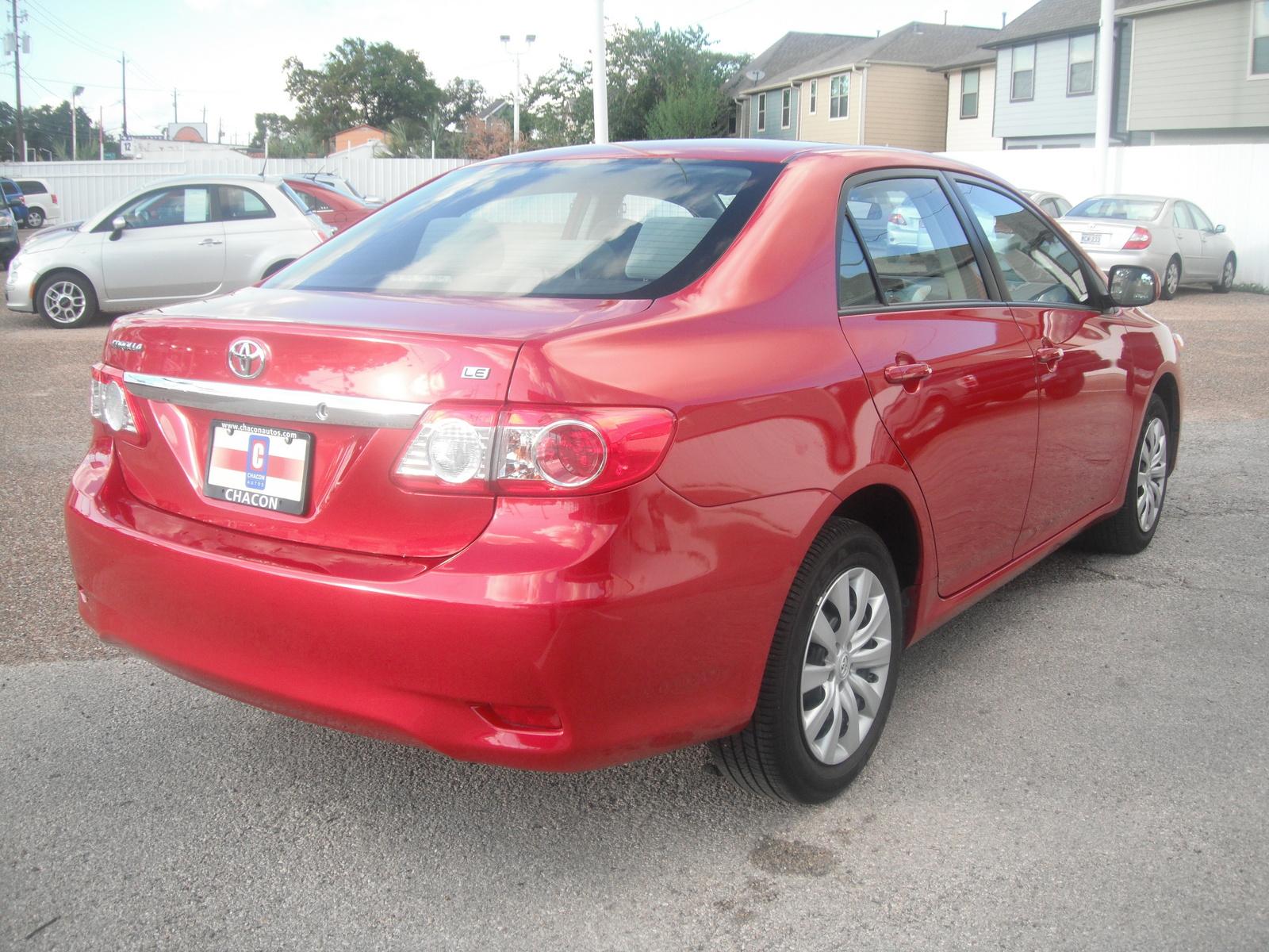 2012 Toyota Corolla Pictures Cargurus